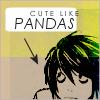 L the panda avatar by Skulks