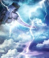 Zeus by LuIlustraVersus