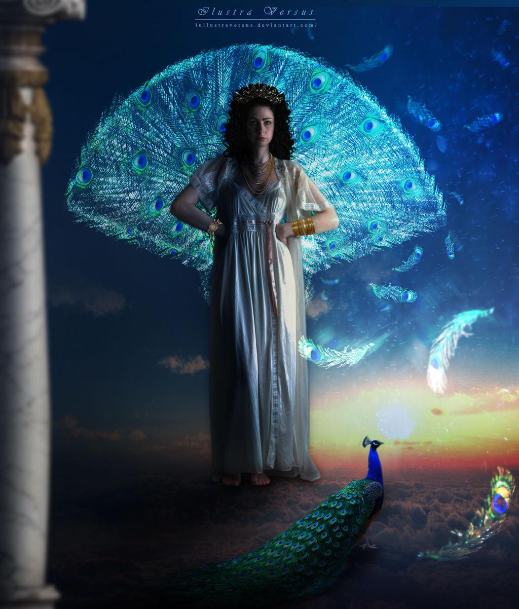Hera by LuIlustraVersus