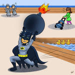 Batman Adam West - A Bomba.