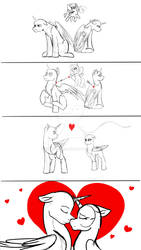 YCH Valentines: I Still Love You (Open!)