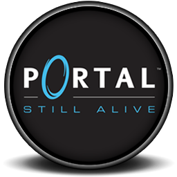 Portal Game 256x256 Png Icon By Kingreverant On Deviantart