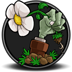 Plants vs Zombies 256 png icon by KingReverant