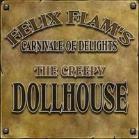 The Creepy Dollhouse by Felix-Flam