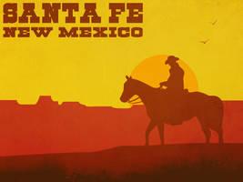 Santa Fe Vector 1 by v-collins