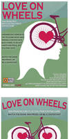 Variations on a theme: Love On Wheels by v-collins