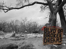 Blvd of Broken Dreams by v-collins