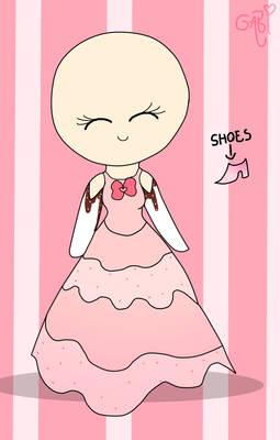 .: Candy Princess Dress :. (Closed)