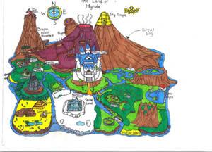 My Zelda Map