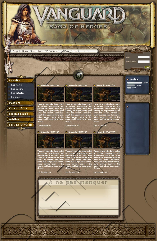 Vanguard Web Design