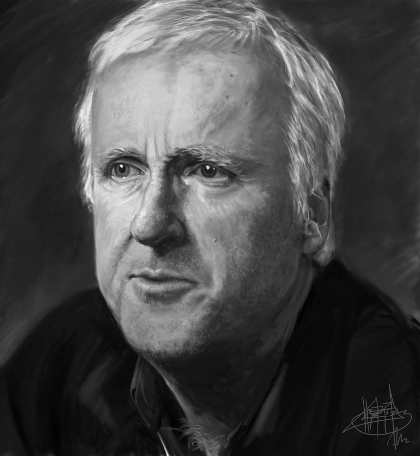 James Cameron: James Cameron By Souladdiction On DeviantArt