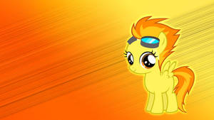 Filly Spitfire Wallpaper by Pappkarton