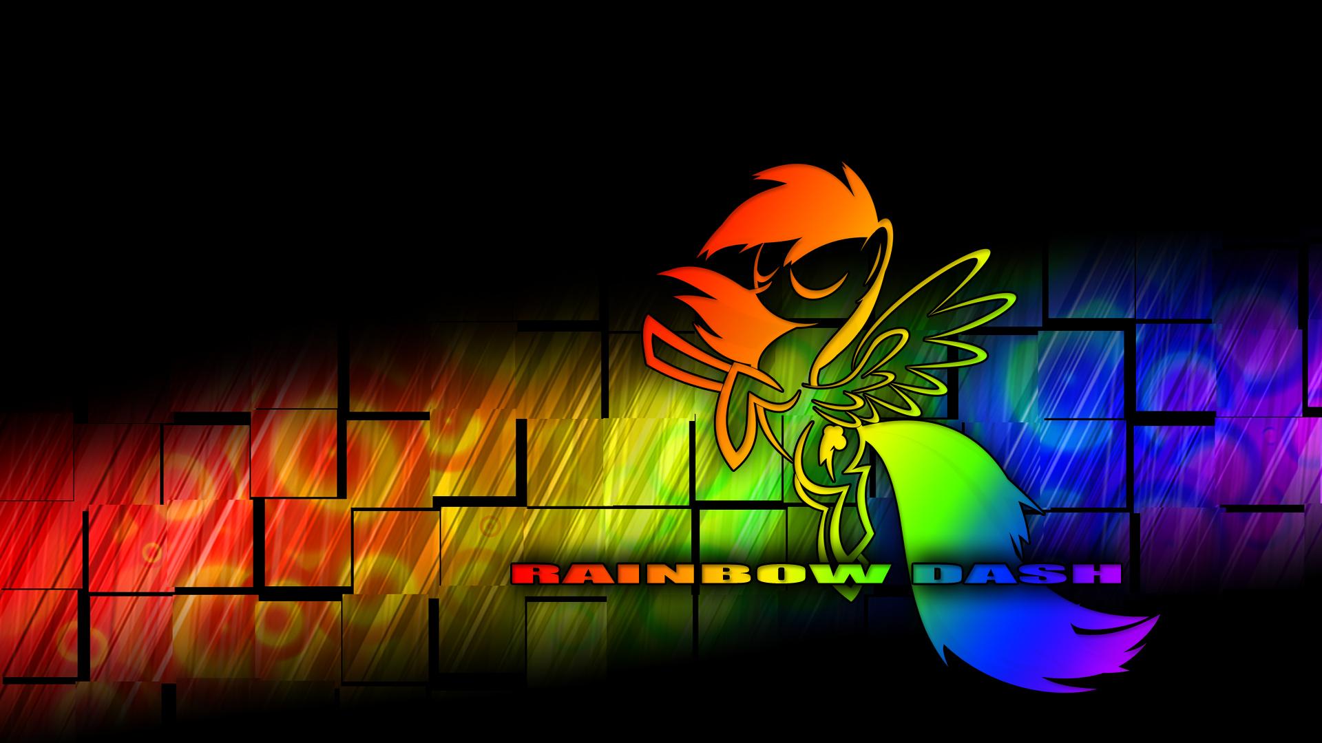 Rainbow Dash Wallpaper by Pappkarton on DeviantArt