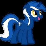 Recolor Pony: GameStar