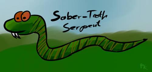 Saber-Tooth Serpent