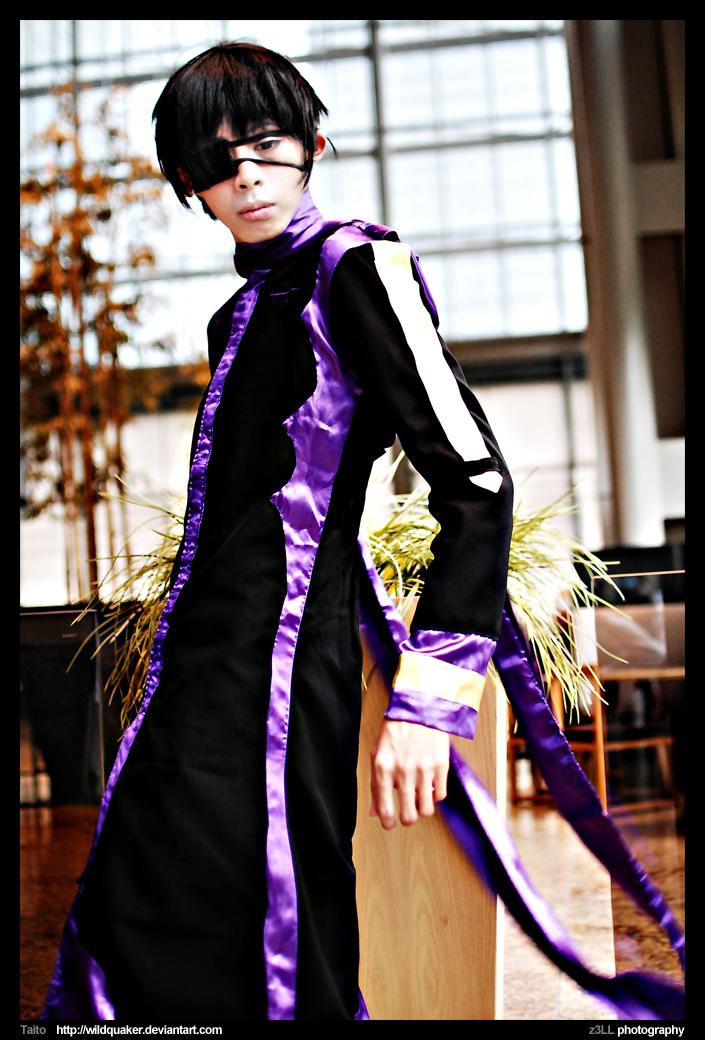 Vocaloid: Taito 2 by wildquaker