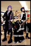 Vocaloid:Imitation Black Kaito