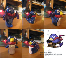 Prinny:can I really be a hero by chenali