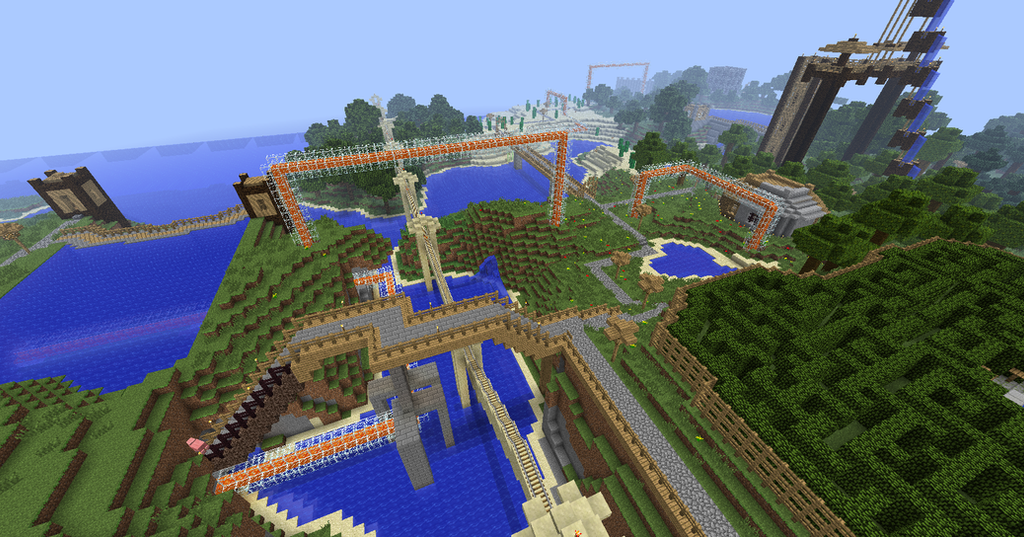 how to create a spawn point in minecraft