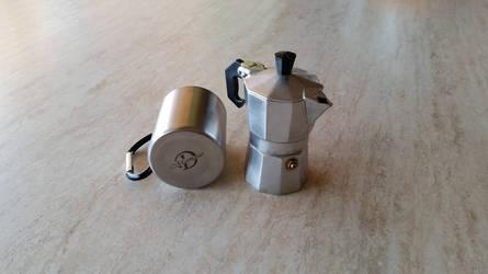 Manase Carabiner mug