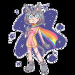 Nyan Cat Girl