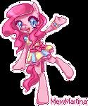 Pixel Pinkie Pie
