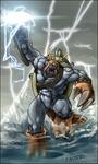 CyA023 - Hammer Spark