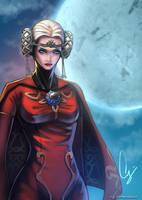 CyA027 - Umbra Witch by TheCGCy
