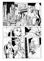 Generic cyberpunk page. by P-H