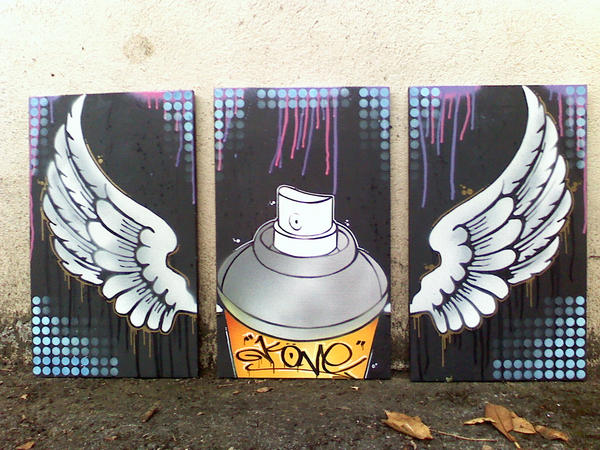 angel by kone1972