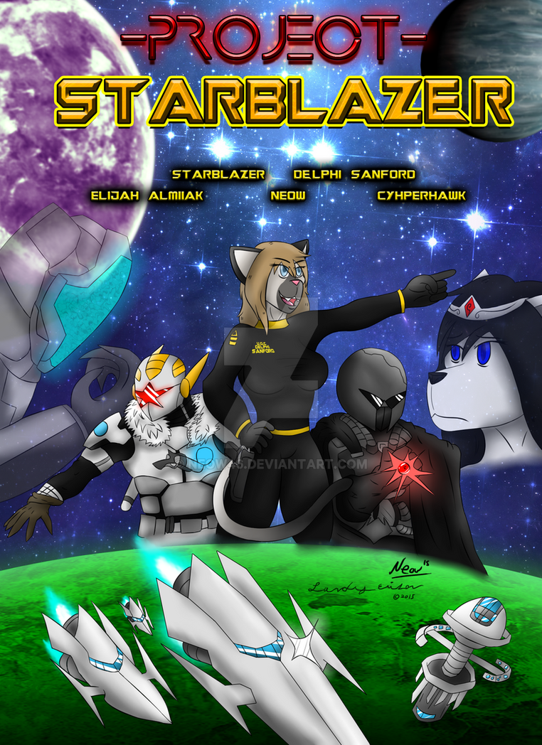 PROJECT: Starblazer by Neow46