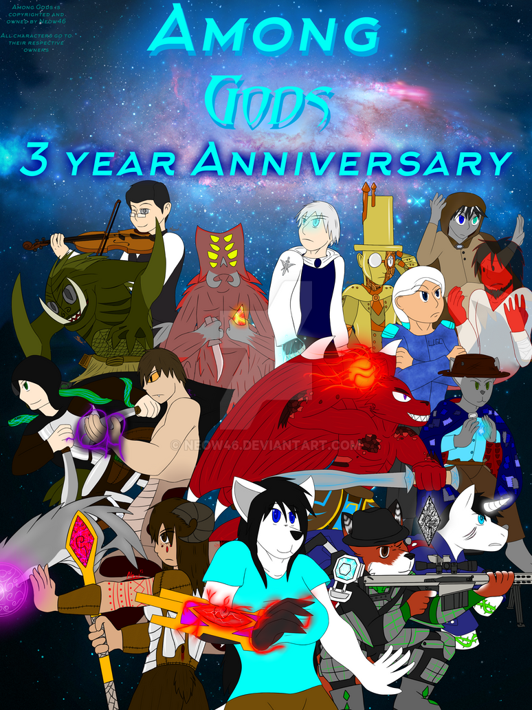 Ag Anniversary 3 by Neow46