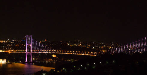 the bridge by Stevebondero