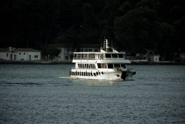 The boat by Stevebondero