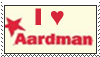 I heart Aardman by RKPiratedrawer