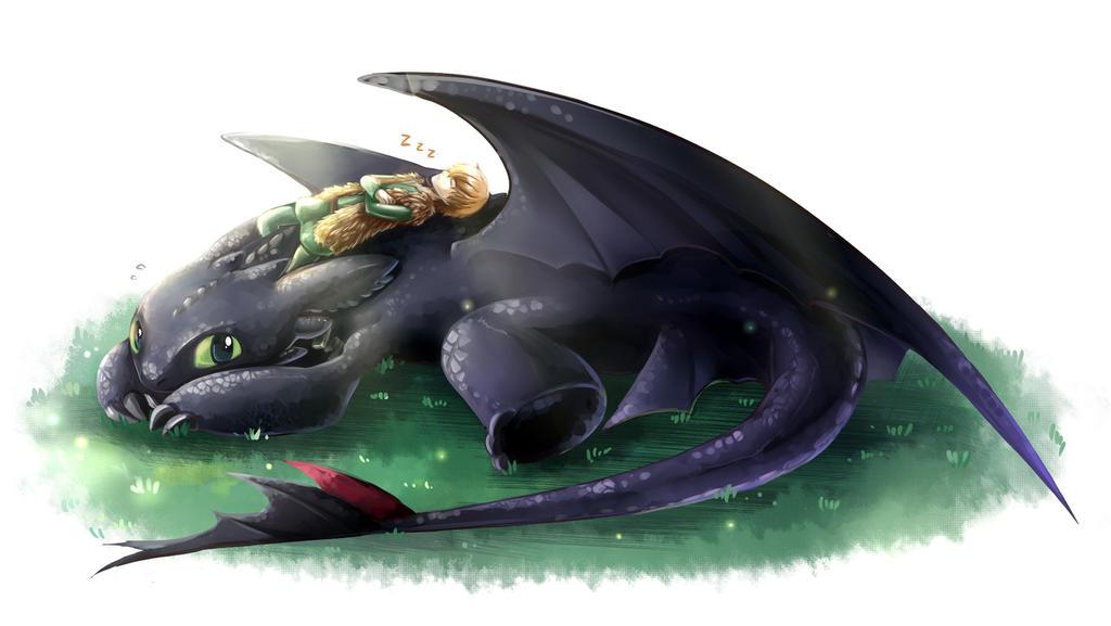 Take a nap by rdanys