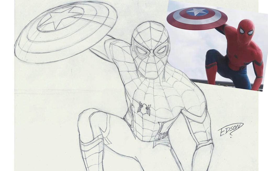Spider Man by EdsonRRls