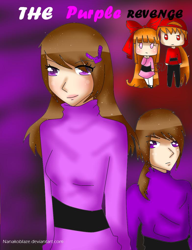 The Purple revenge Cover by NanakoBlaze