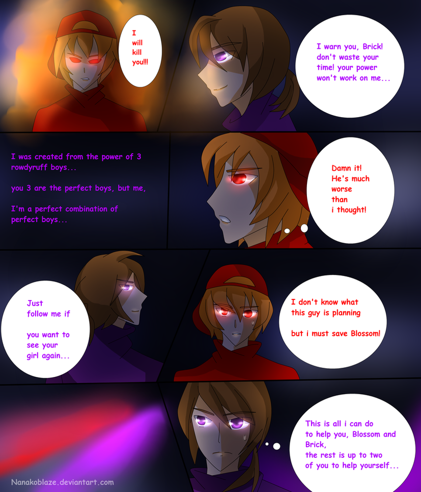 The Purple Revenge Part27 By NanakoBlaze On DeviantArt