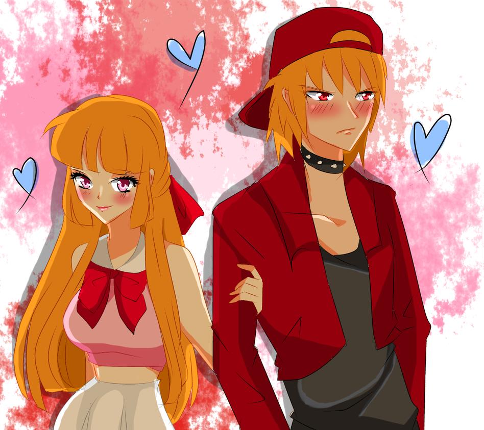 Manga matchmaking