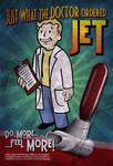 Vault Boy - Jet