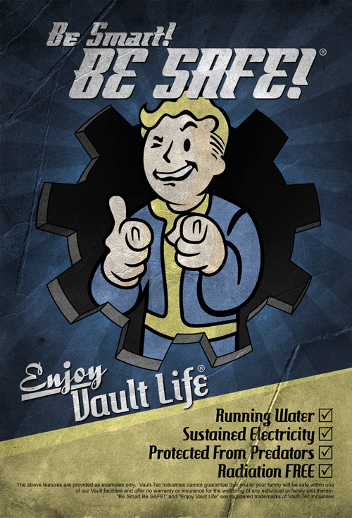 Enjoy Vault Life by MarkuzR