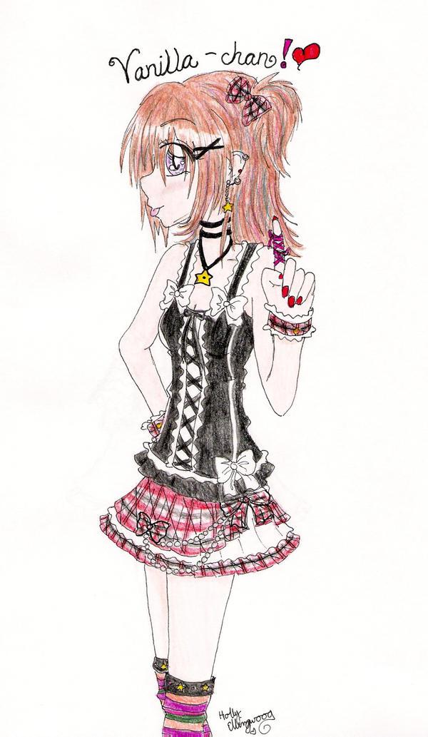 Vanilla - Punk Lolita by Horu-chan