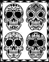 sugar skull by lecaldeira