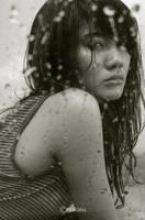 :: raindrops teardrops :: by nukieu