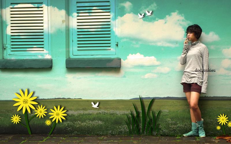 :: secret garden :: by nukieu