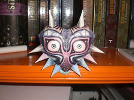Majora's Mask - Papercraft
