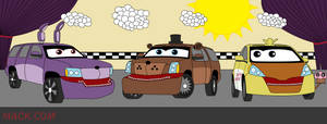FREDDY FAZBEAR S PIZZA OF CARS