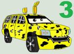 FNAF 3 of cars