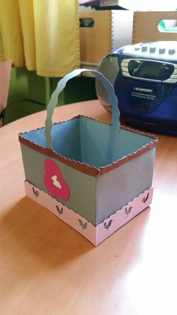 Easter basket  by Helldoggolem